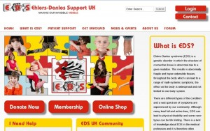 Ehlers-Danlos support UK (Великобритания)
